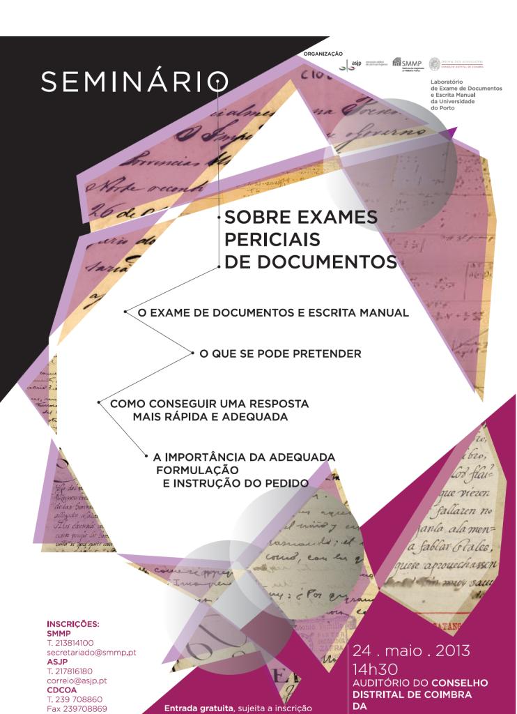 Cartaz Exame Escrita 2013 - DRCentro