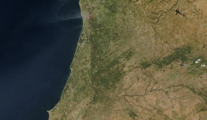 Satellite_Image_Photo_Portugal